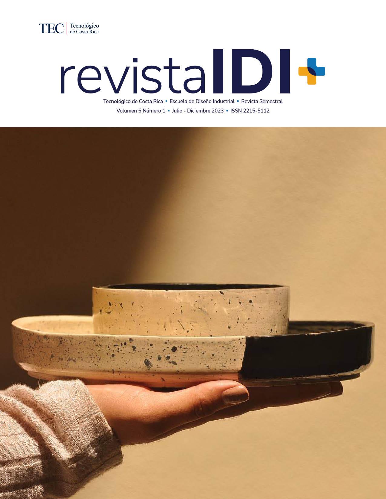 Portada Revista IDI+ Volumen 3 Número 2
