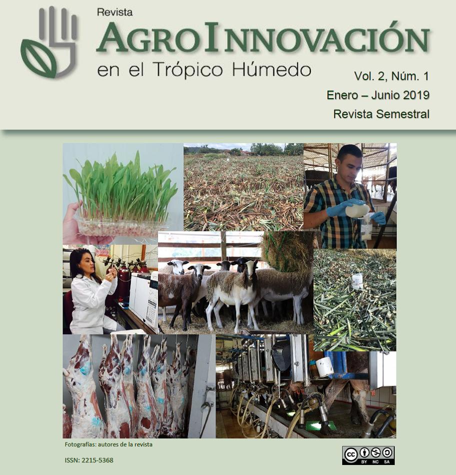 """""""Innovación para el desarrollo agropecuario sostenible"""""""